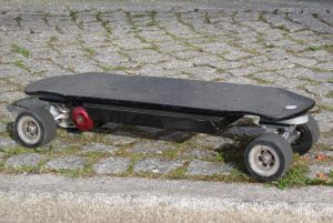 Metroboard Micro Slim electric skateboard